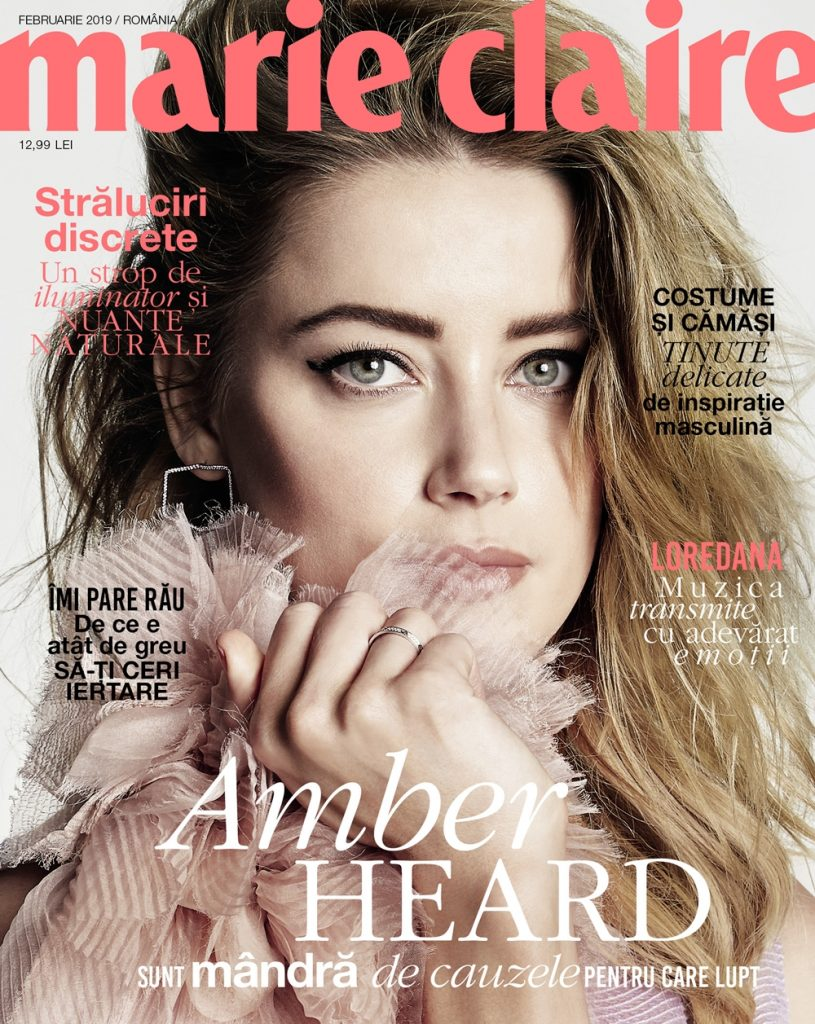 MARIE CLAIRE. FEBRUARY 2019