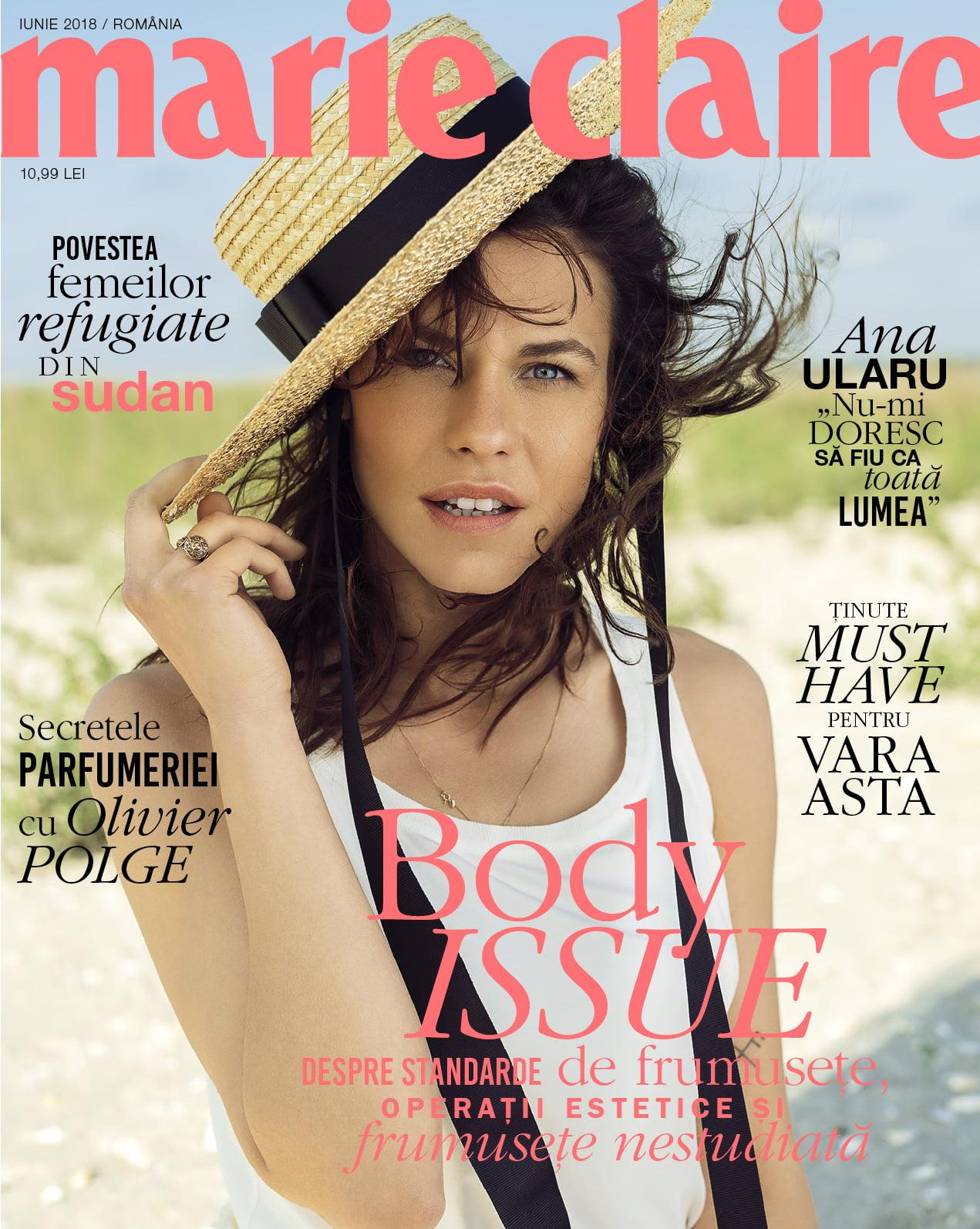 MARIE CLAIRE. JUNE 2018